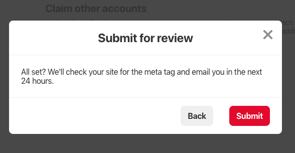Submit Your Website for Review Pinterest