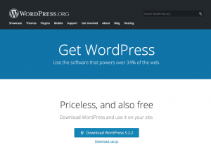 Download Wordpress Setup Files