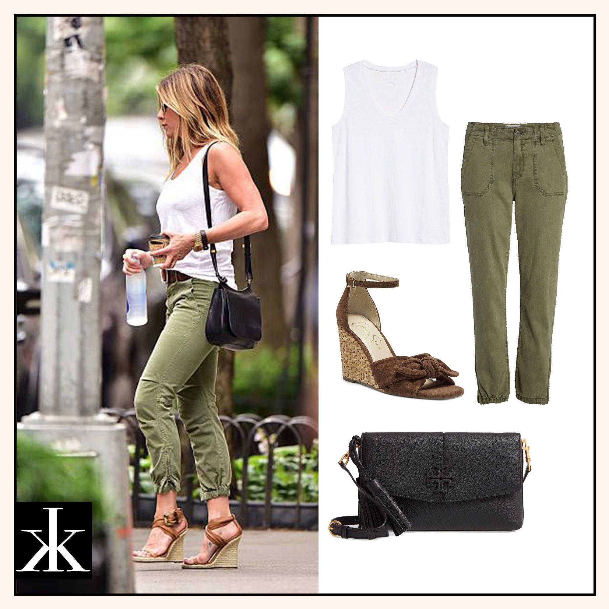 Jennifer Aniston Summer Outfit Inspiration 1