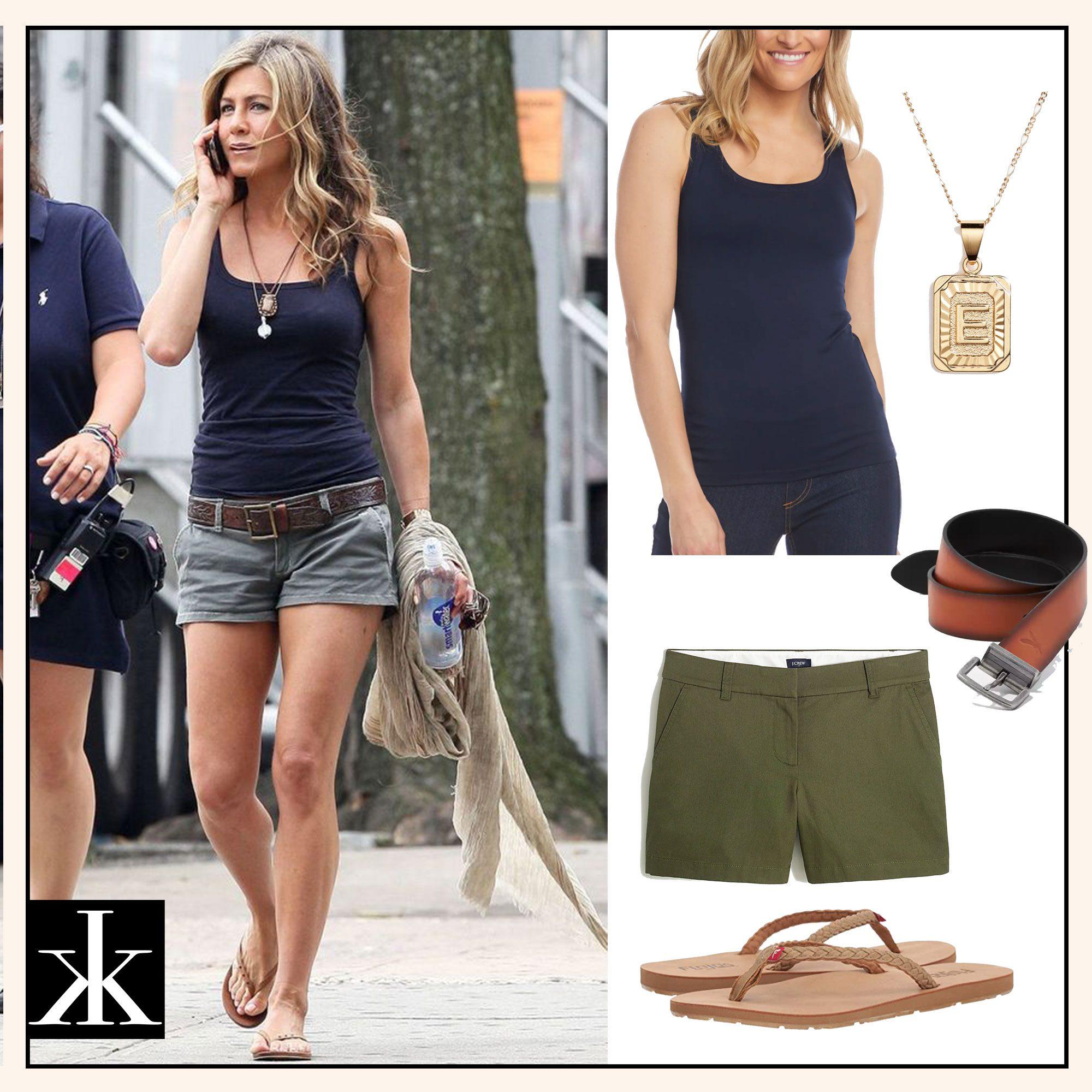 Jennifer Aniston Summer Out Inspiration 3
