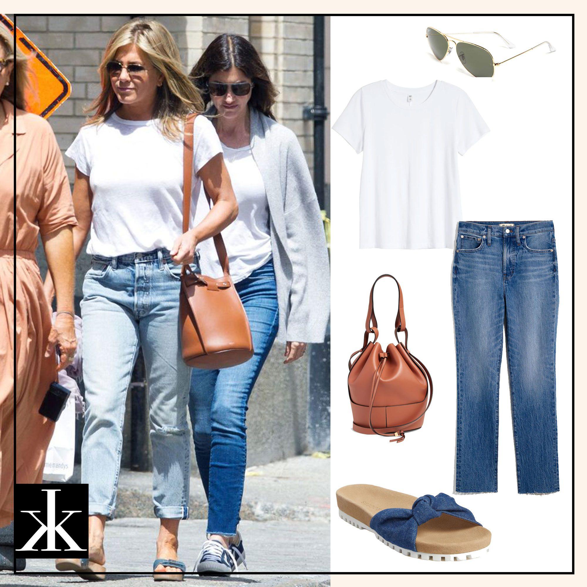 Jennifer Aniston Summer Outfit Inspiration 5