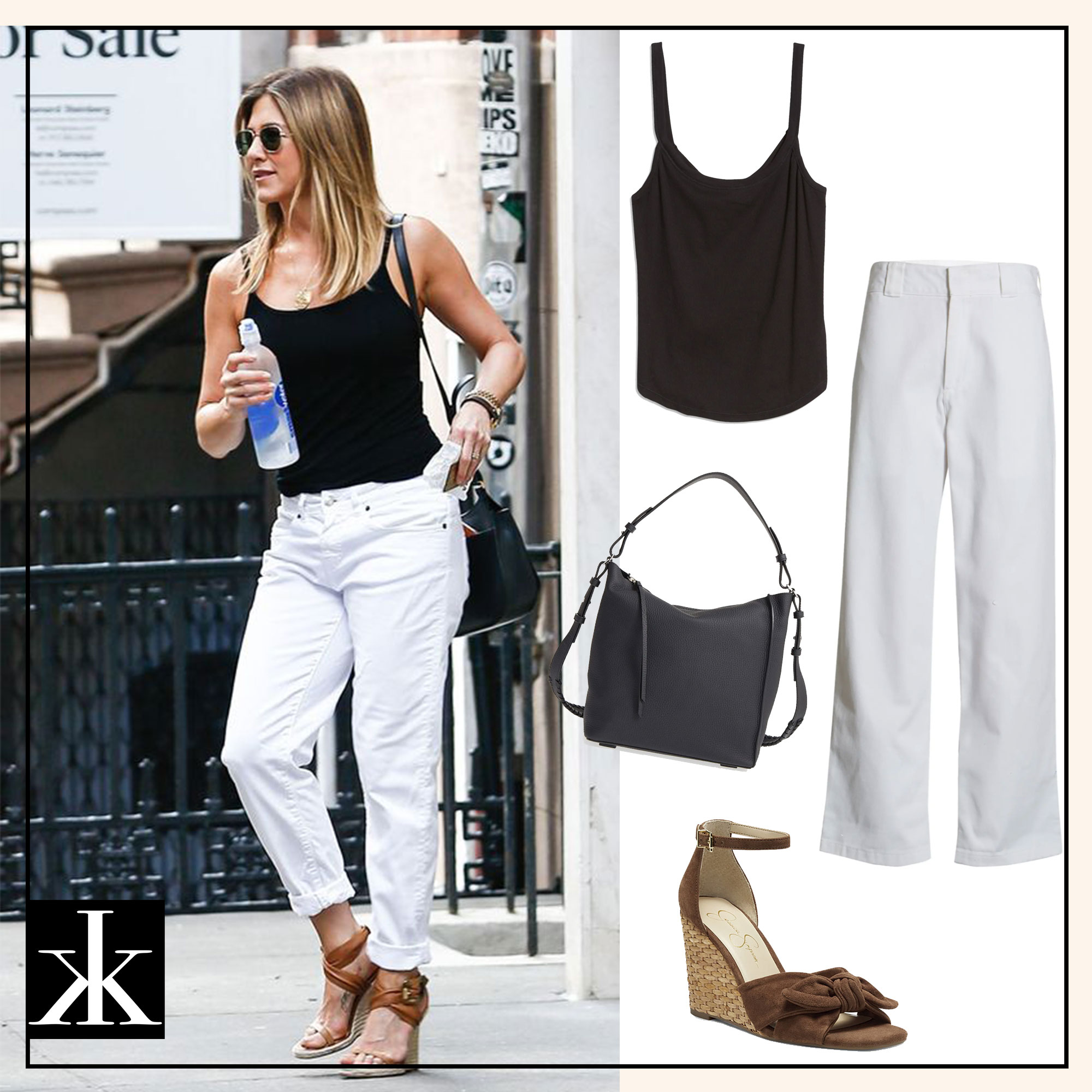 Jennifer Aniston Summer Out Inspiration 2