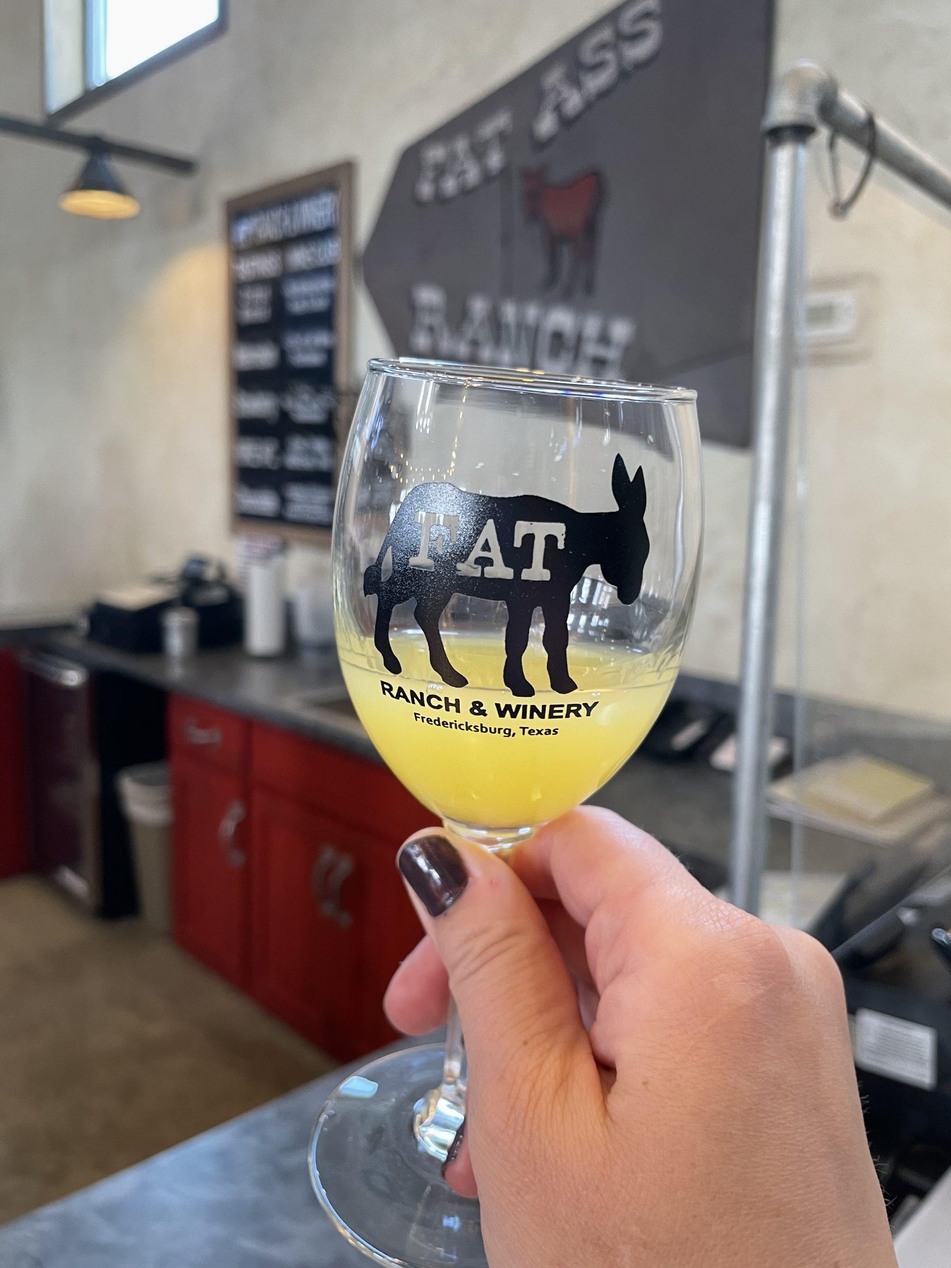 Fat Ass Winery Mimosa Fredericksburg